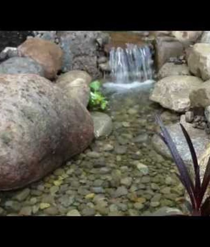 Waterfalls Installations in Rochester NY