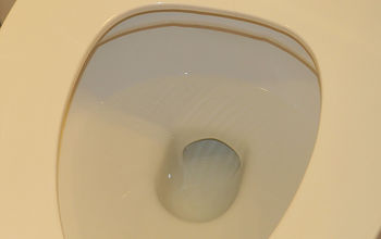 How to Clean That Stubborn Toilet Bowl Ring for .25 Cents