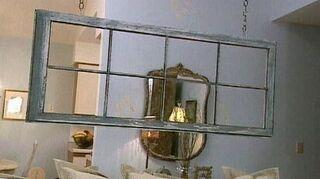 , Hanging room divider