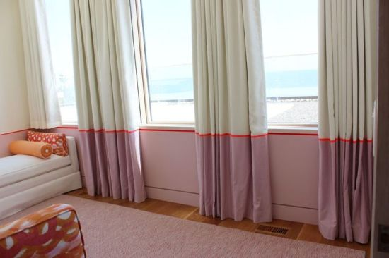 flowing in the sunlight eight ideas for using fabric window treatment, dining room ideas, home decor, reupholster, window treatments, windows