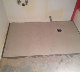 Superbe Tiling Bathroom Floors Use Cement Board To Create A Rock Solid Foundation,  Bathroom Ideas,