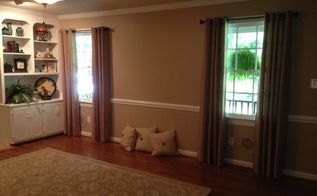 remodeling facelift of 20 yrs, flooring, home decor, home improvement, living room ideas