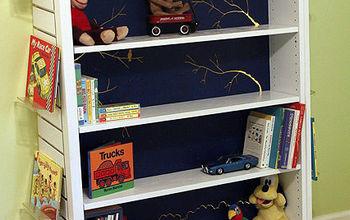 New Life for Borders Bookshelf #Refab