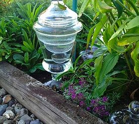 Exceptional Recycled Glass Garden Art Towers, Crafts, Repurposing Upcycling