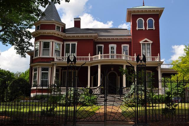 Stephen King S House In Bangor Maine Hometalk