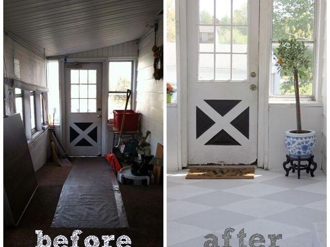 painted concrete floors floor paint videos and tutorials, concrete masonry, flooring, painting