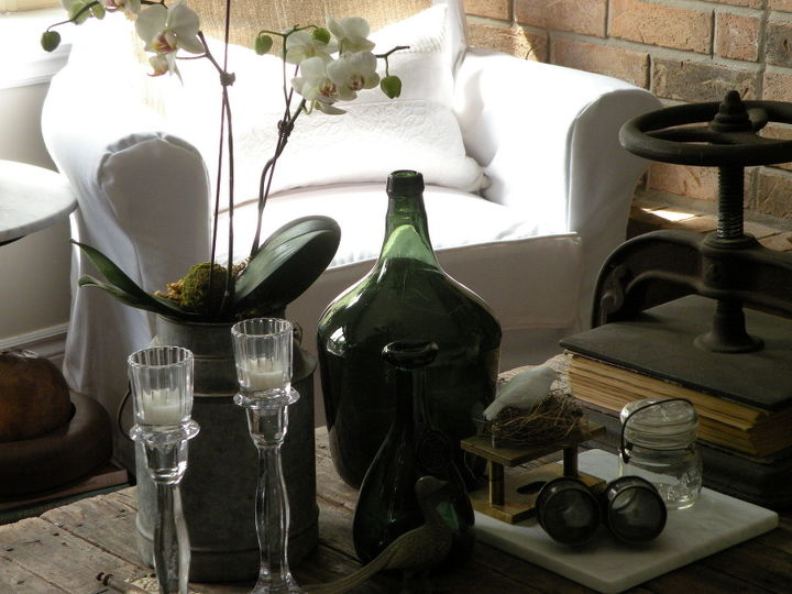 decorating with demijohns, home decor