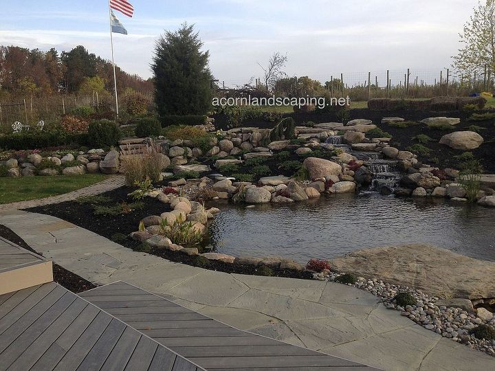 Pond Construction/Renovation in Rochester NY