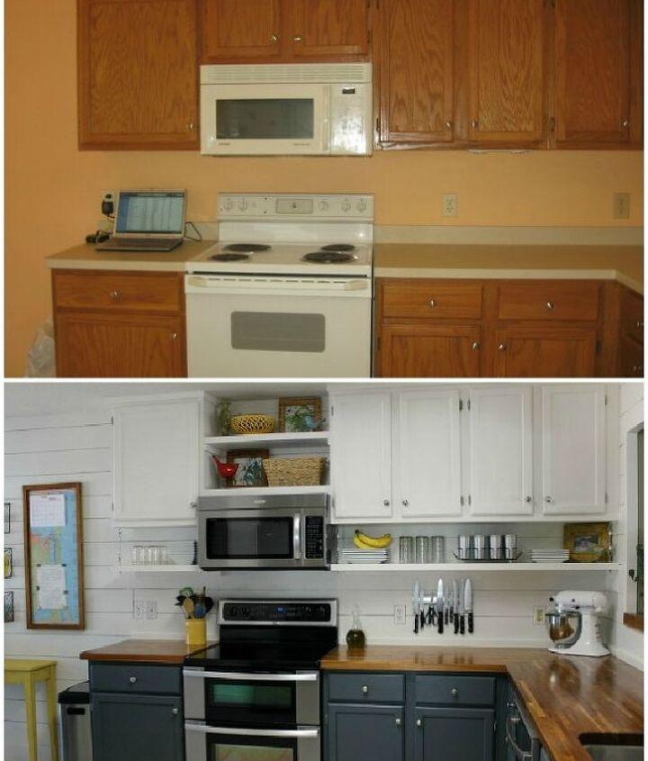 budget kitchen remodel, diy, home decor, kitchen design
