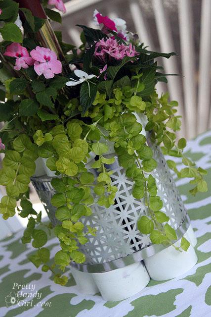 A living planter.