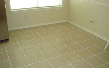 There's Nothing Better Then Making Your Old Tile Grout Look New Again