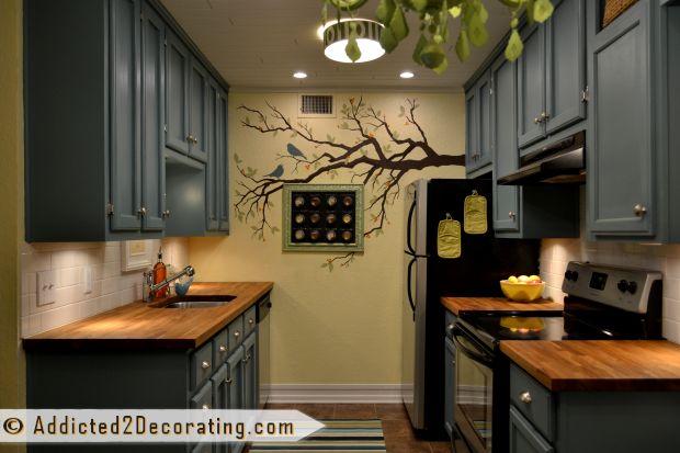 Tiny Condo Kitchen Makeover | Hometalk on