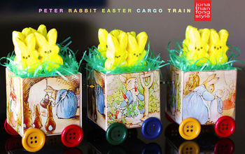 Peter Rabbit Cargo Train