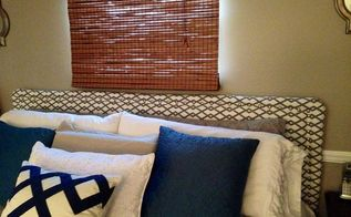 diy headboard from hollow core door total cost 40, bedroom ideas, diy, home decor, painted furniture