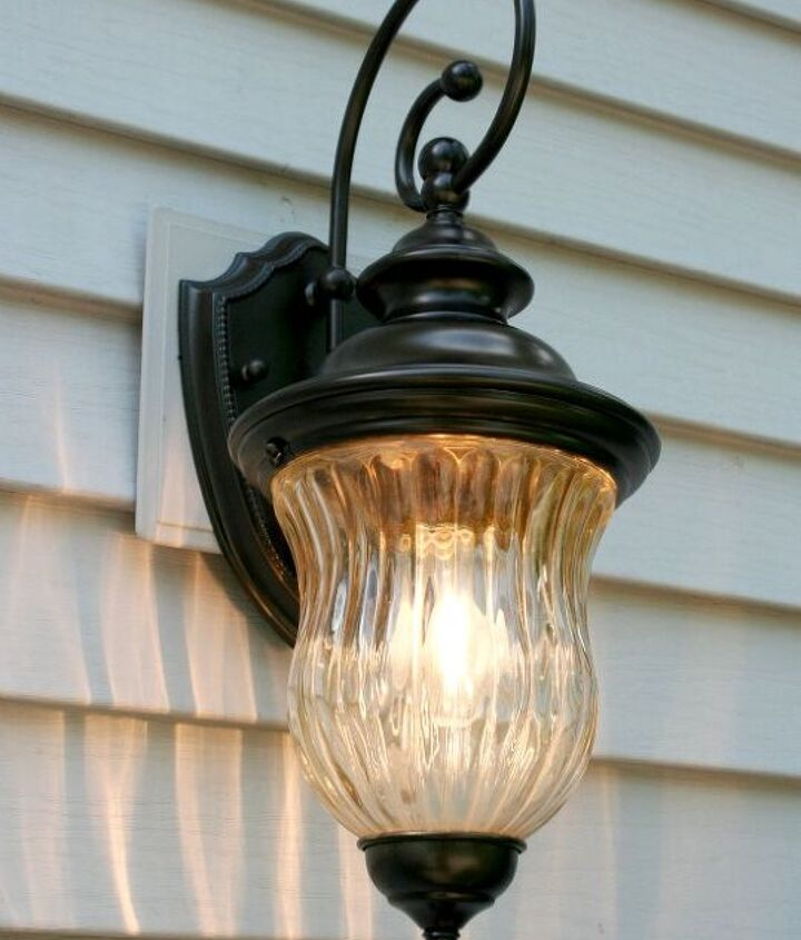 outdoor light transformation, curb appeal, lighting