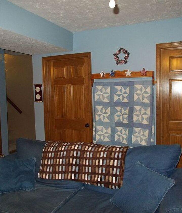 new wood 6 panel doors.
