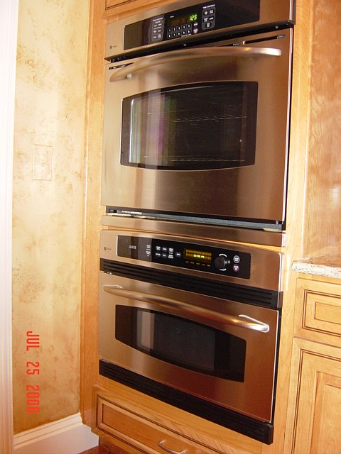 Convection and microwave ovens