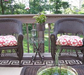 Outdoor Deck In Birmingham Al, Decks, Outdoor Furniture, Outdoor Living,  Painted Furniture