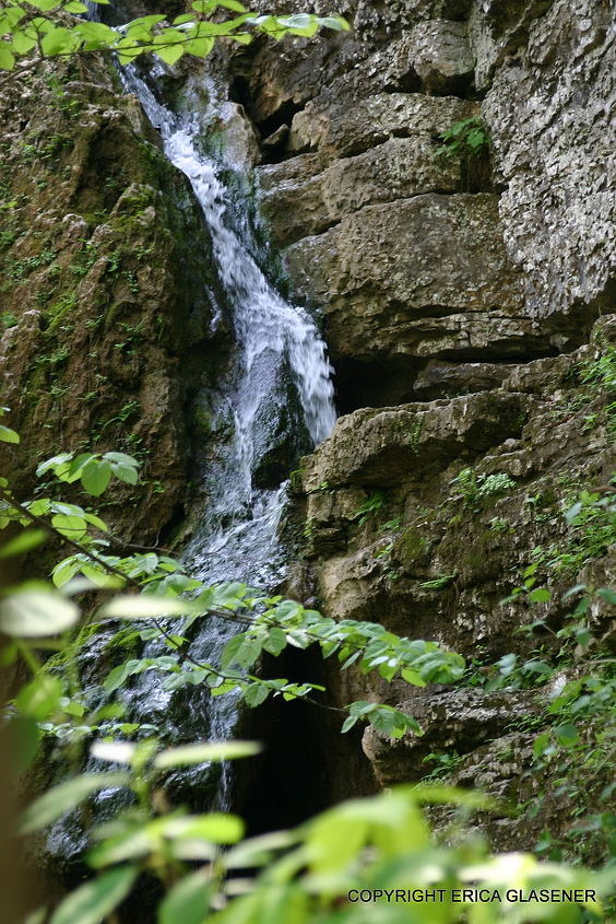 waterfall, the pocket