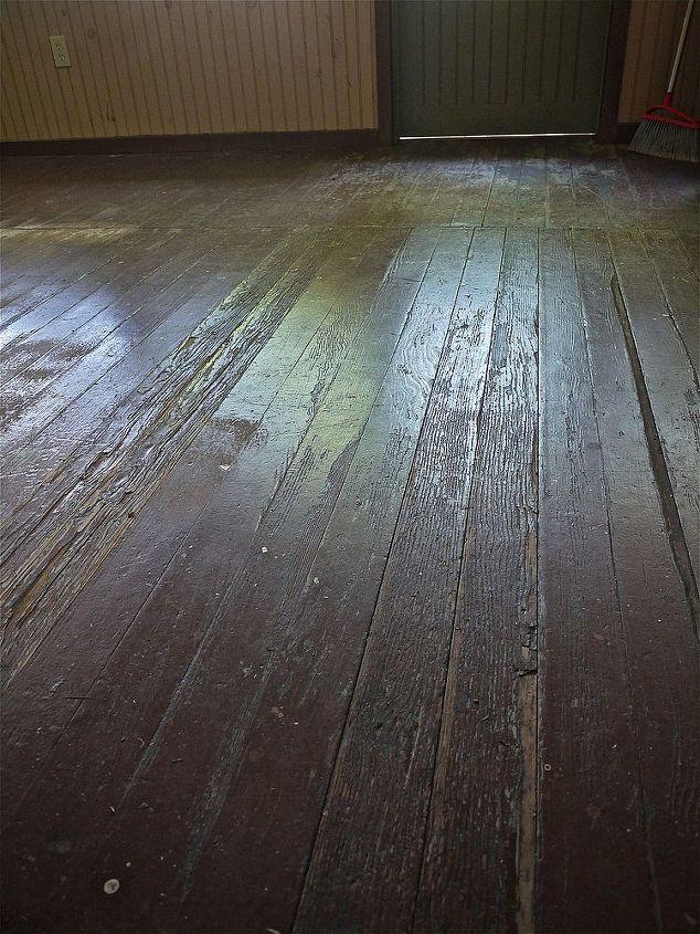 How To Paint A Floor Plaid Hometalk