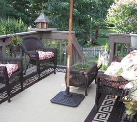 Genial Outdoor Deck In Birmingham Al, Decks, Outdoor Furniture, Outdoor Living,  Painted Furniture