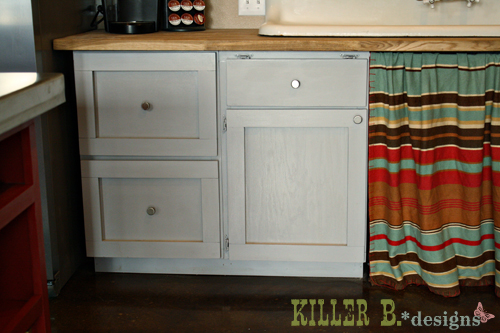 """two 21"""" cabinets"""