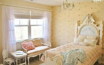 Little Girl's French-Inspired Room