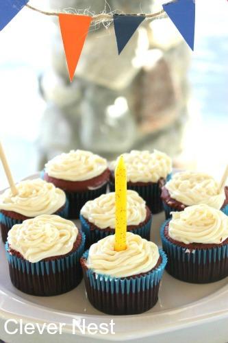 Nautical First Birthday Ideas