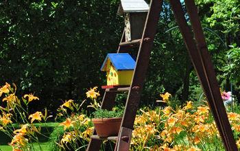 10 Great Ways to Display Birdhouses in Your Garden