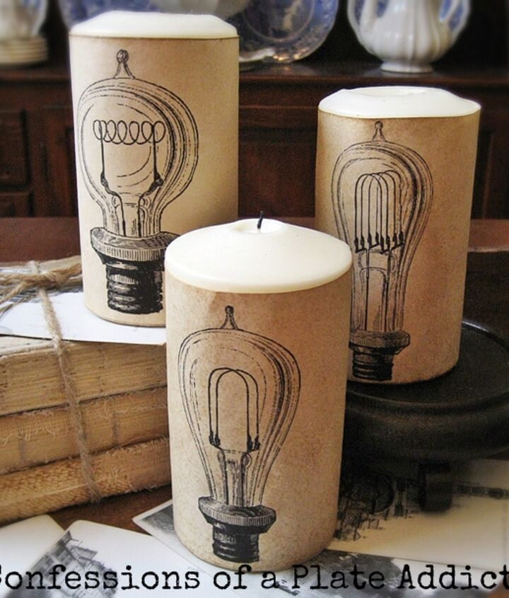 Love the vintage look! Full instructions are on my blog.