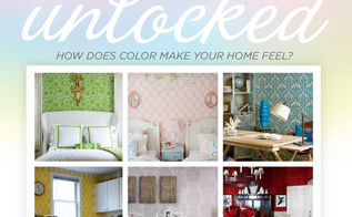 stenciled color secrets unlocked, painting, Cutting Edge Shares the psychology of color based on how color makes your home feel and tips for choosing a stencil color