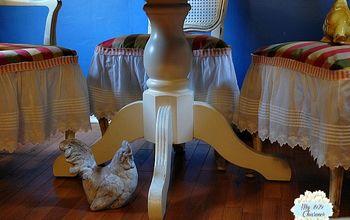 Ralph Lauren Ruffled Chair Skirts