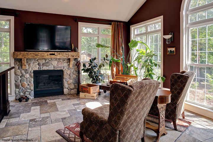 interior remodel project in charlotte nc, home decor, home improvement