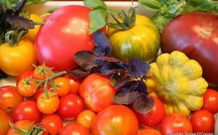 little known risks of buying beautiful tomatoes, Beautiful Naturally Colored Tomatoes via Seasonal Wisdom