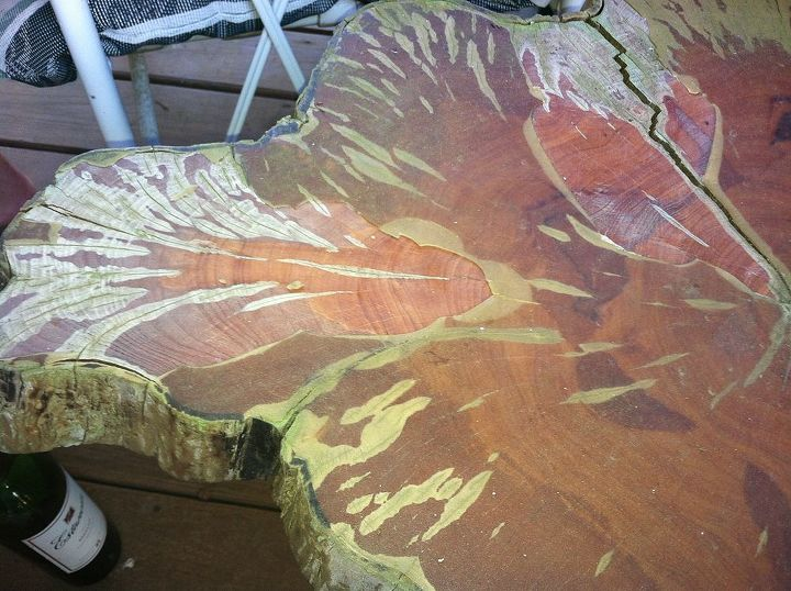 q help with cypress tables, painted furniture