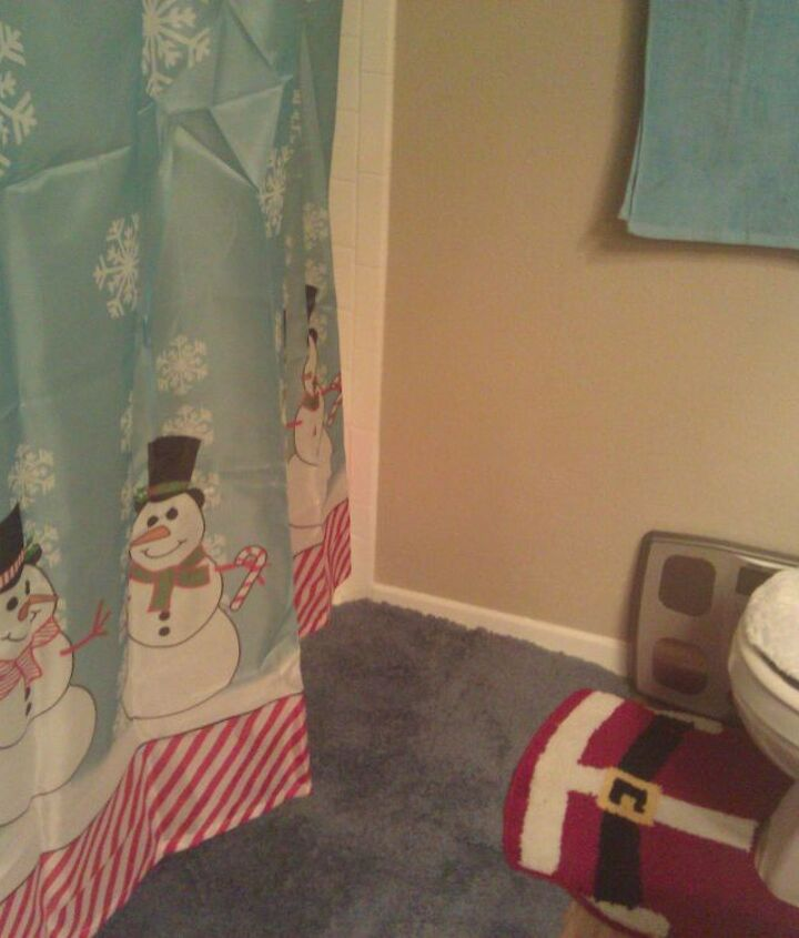 Christmas Bath