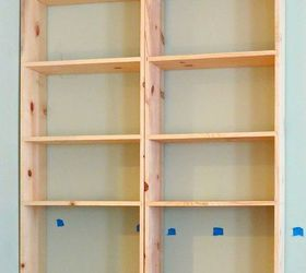 diy built in bookcases diy shelving ideas woodworking projects we built each