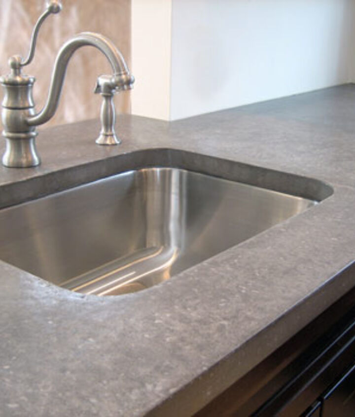 Concrete Countertops - Would they work in your kitchen? http://bit.ly/dNxmpB