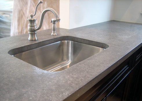 What Kind Of Plastic Is Used To Laminate Kitchen Worktops