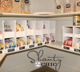 DIY Canned Food Organizers | Hometalk
