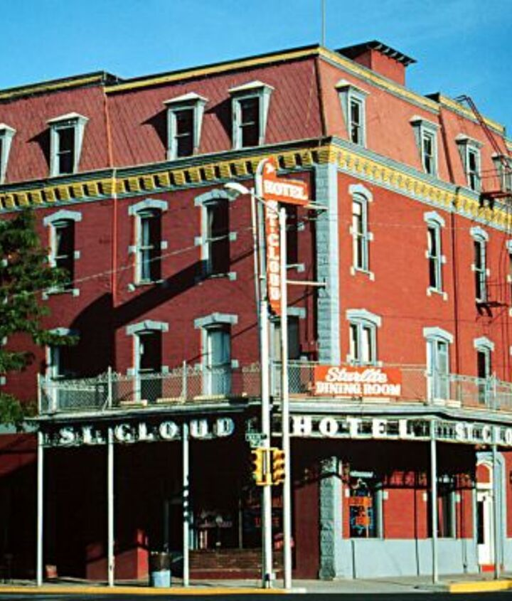 save the historic st cloud hotel in canon city colorado