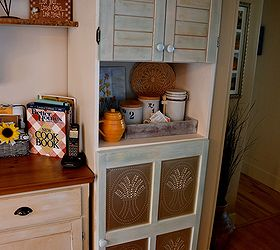 Create A Pie Safe From Basic Cabinet, Kitchen Cabinets, Kitchen Design,  Painted Furniture