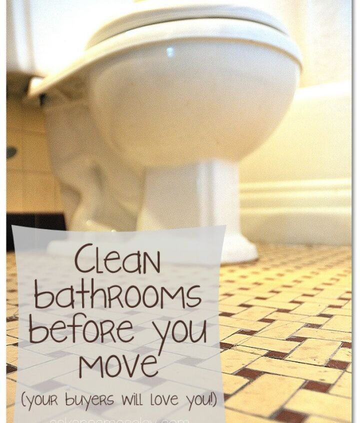 cleaning checklist for moving, cleaning tips