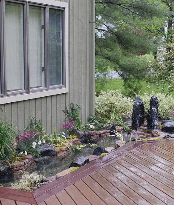 New Living Deck Planter