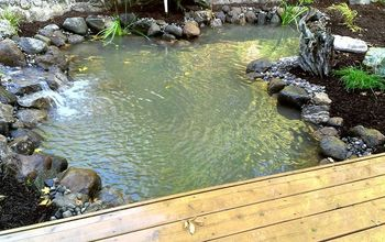 Not too late to add a VACATION to your backyard like this 'zero-edge' water feature we just finished!