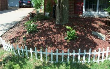 You Have the EDGE! Landscaping the Small Space Along the Driveway.