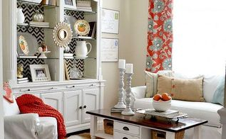 our 2013 colorful fall sitting room, living room ideas, seasonal holiday decor, Thanks for stopping by