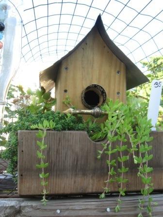 New/Old Birdhouse