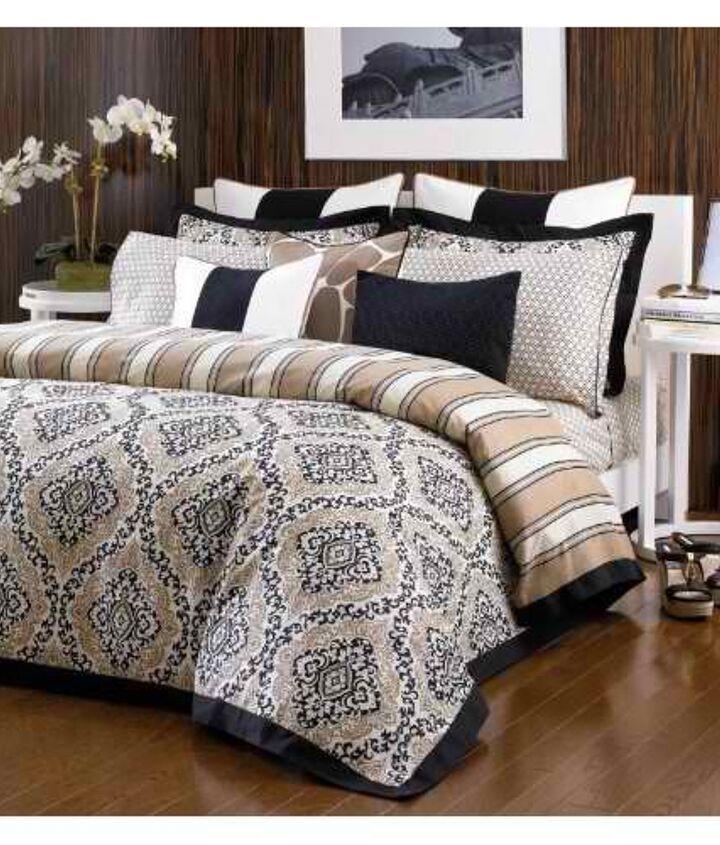 6. The Comforter. (This one is Michael Kors Sumatra) http://bit.ly/Uy9jU0