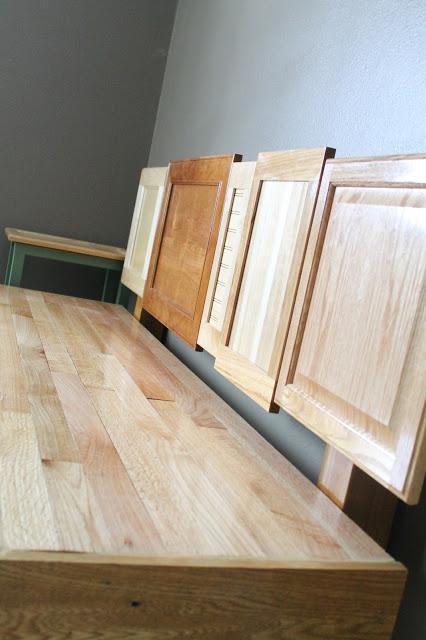 Cabinet Door Bench Hometalk